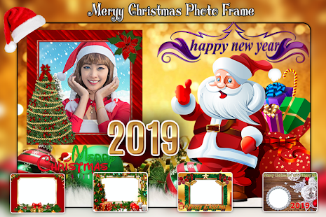 Download Christmas Photo Frame 2019 For PC Windows and Mac apk screenshot 2
