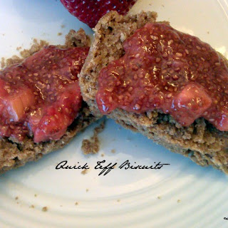 Teff Biscuits Recipe
