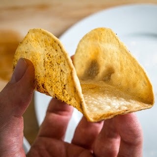 Baked Taco Shells Are Just as Good as Fried