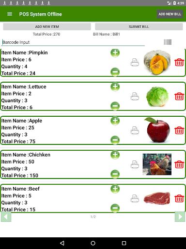 POS System Offline - FREE Point of Sales App screenshot 9