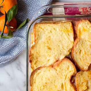 Brioche French Toast Casserole Recipe