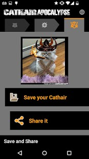 #CathairApp- screenshot thumbnail