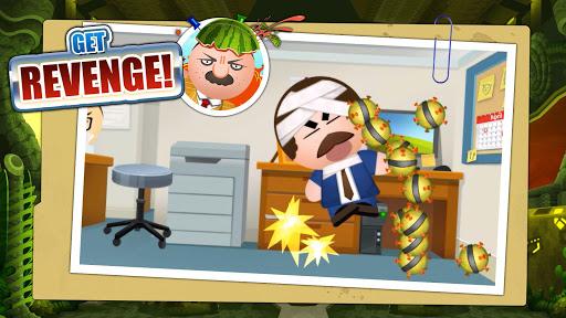 Beat the Boss 4: Stress-Relief Game. Kick the jerk  screenshots 7