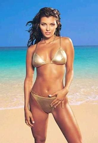 Ali Landry Hot Bikini
