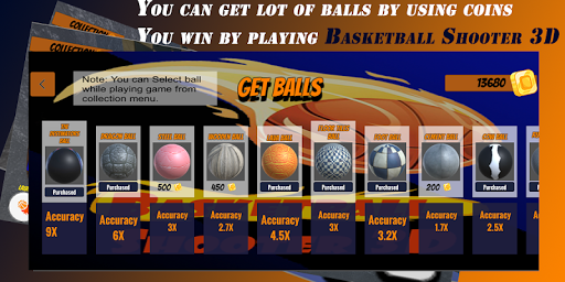 Basketball Shooter 3D - Best Ball Shooting Game android2mod screenshots 8