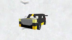 ベンツ S 400h L AMG GT3もどき