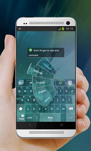 自然雕塑 GO Keyboard|玩個人化App免費|玩APPs