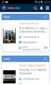 Tele Dial screenshot 2