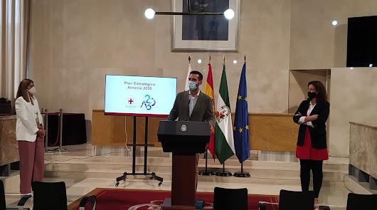 Almería presenta su modelo social, ambiental, económico y cultural para 2030