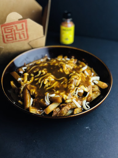 Curry Poutine