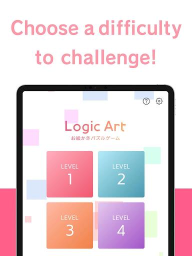 Logic Art - Simple Puzzle Game  screenshots 17