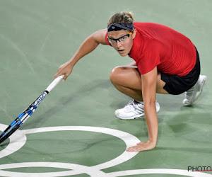 """Flipkens bij laatste 16 in Rio: """"Nog steeds niet gerecupereerd van duel tegen Williams"""""""