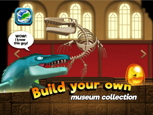 Dino Quest - Dinosaur Discovery and Dig Game apkpoly screenshots 8