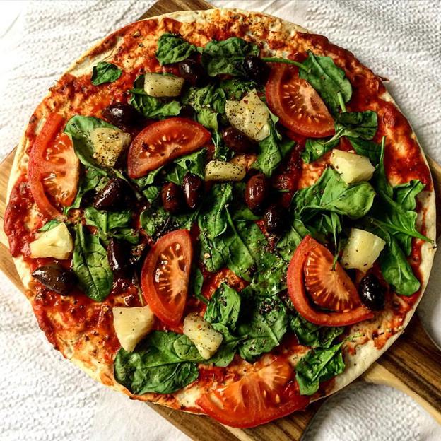 Піца в пост Фото 10
