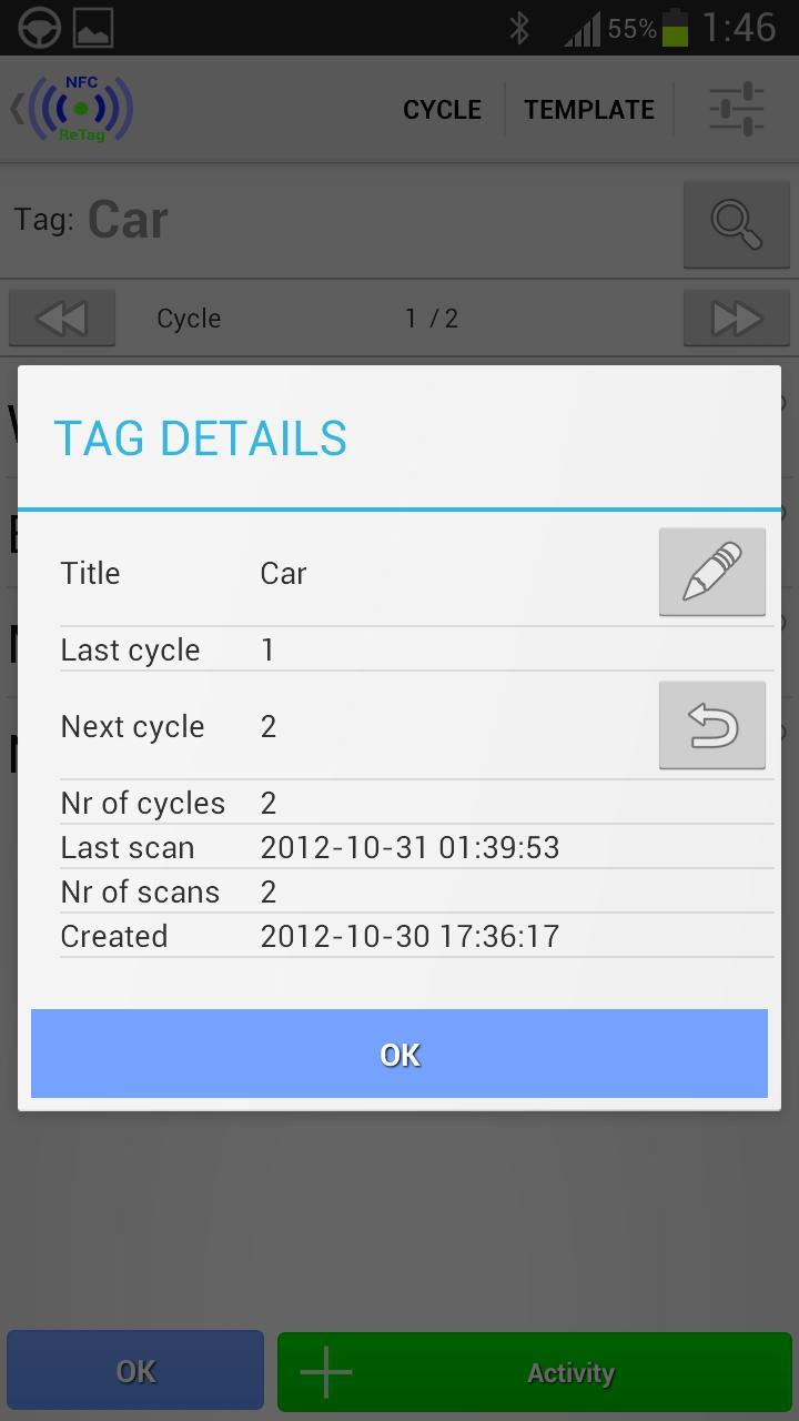 NFC ReTag PRO Screenshot 7