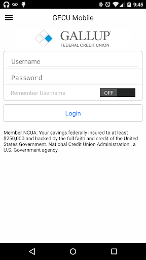 Gallup Federal Credit Union