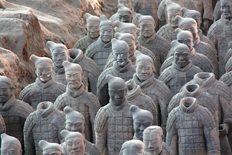 Photo: Day 188 -  Terracotta Warriors in Xi'an - Pit 1 #7