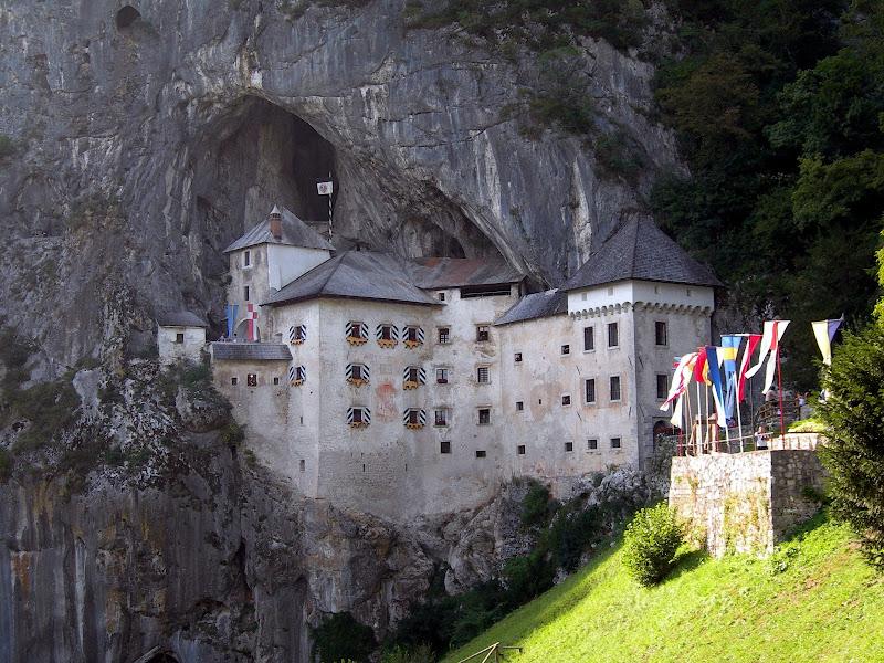 Castello di Predjama di lady oscar