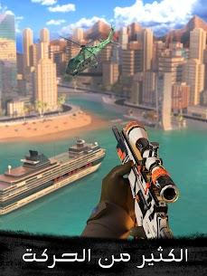 تحميل لعبة Sniper 3D Assassin مهكرة للأندرويد آخر إصدار 4