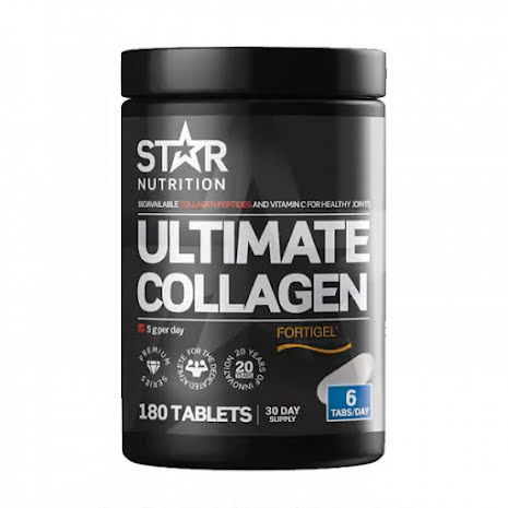 Star Nutrition Ultimate Collagen 180 tabs