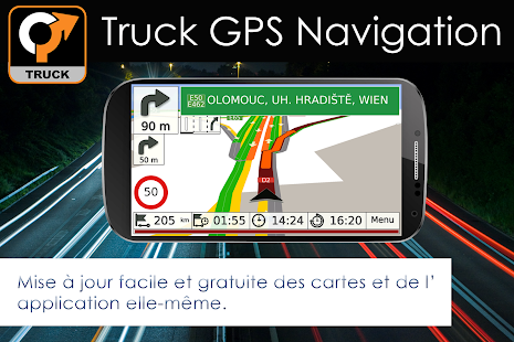truck gps navigation by aponia applications android sur google play. Black Bedroom Furniture Sets. Home Design Ideas