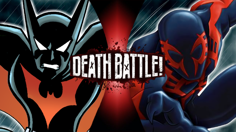 G1 Death Battle Fan Blogs: Death Battle Predictions: Batman Beyond