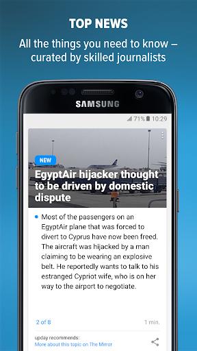 upday news for Samsung Screenshots 4