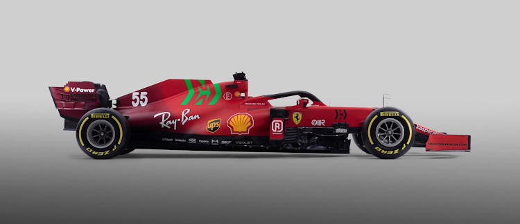 The new Ferrari SF21 is an evolution of last year's SF1000 but with a completely new engine and changed front wing and nose.