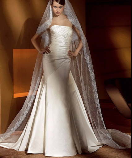 Elegant and Sexy Wedding Gowns