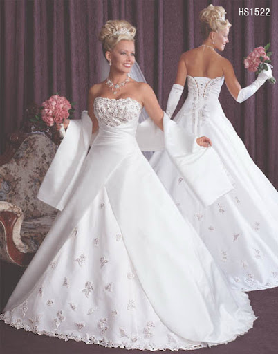 Bridal Gown VPE78