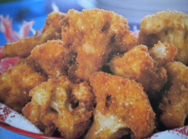 French Fried Cauliflower