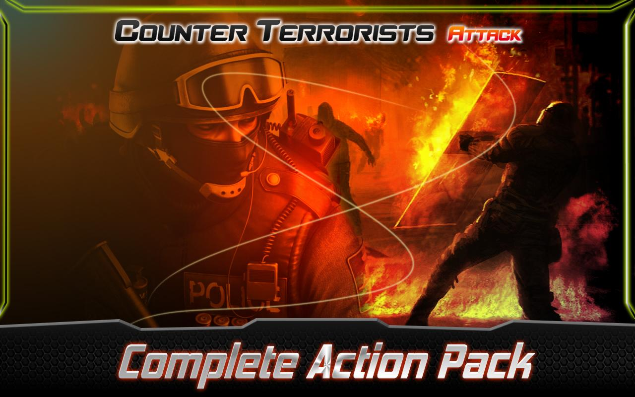 Counter Terrorist Attack- screenshot