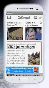 All Dutch newspapers screenshot 1