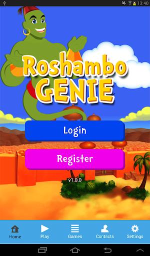 Roshambo Genie