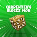 Carpenter's Blocks Mod for Minecraft PE icon