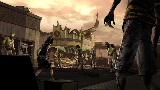 The Walking Dead: Season One Screenshot