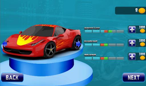 Racing Needs Speed 3D