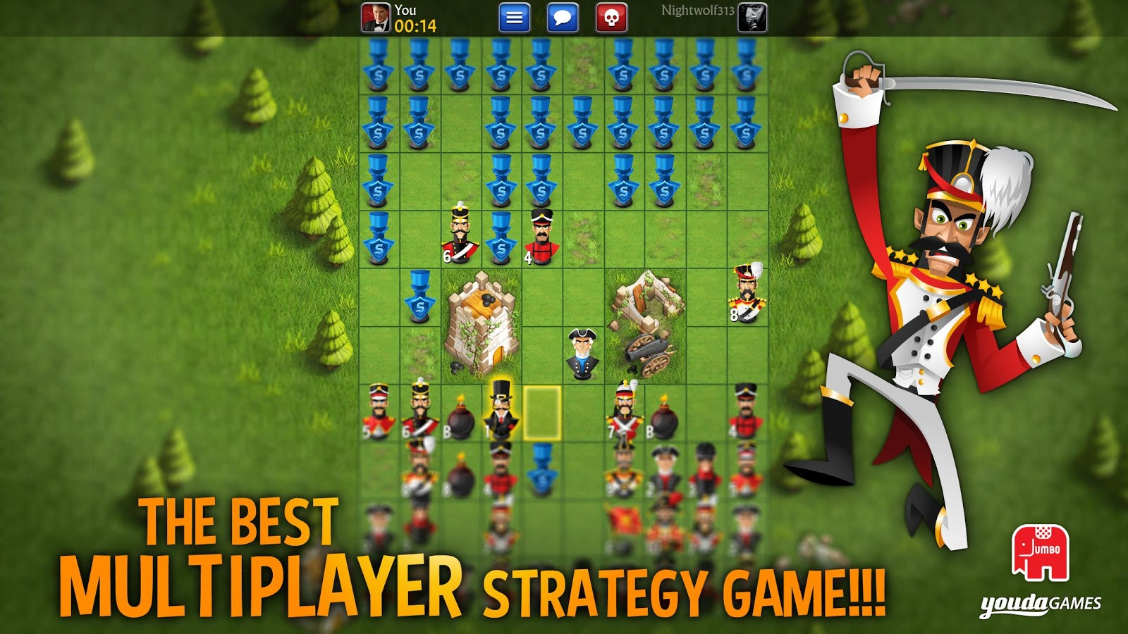 Stratego® Multiplayer- screenshot