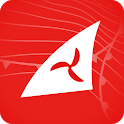 Windfinder: Wind forecast, Weather, Tides & Waves icon
