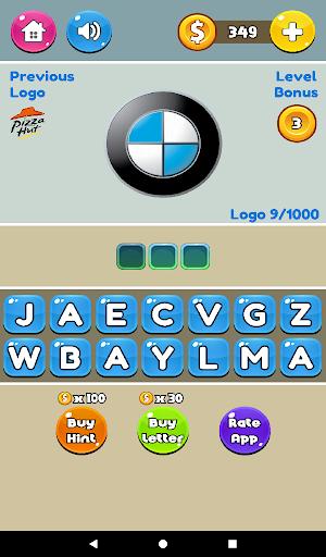 Logo Quiz - Fun Quizzes 3.4 screenshots 11