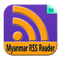 Myanmar RSS Reader icon