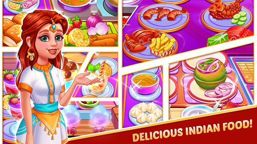 Indian Cooking Games Food Fever & Restaurant Craze 1.03 screenshots 4