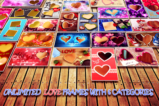 Love Photo frames Collage 1.09 Screenshots 9
