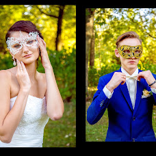 Wedding photographer Nadezhda Shanchuk (zolotons). Photo of 07.10.2015