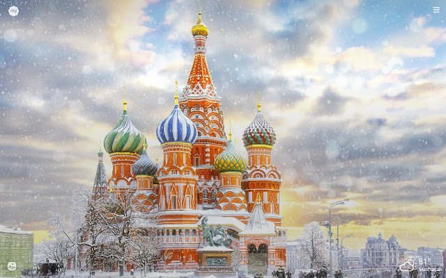 Russia HD Wallpapers New Tab Theme