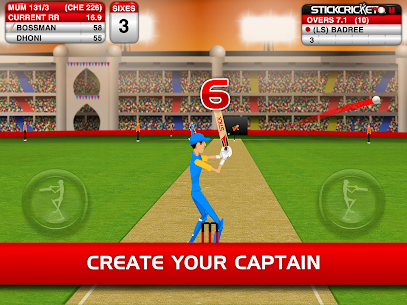 Stick Cricket Premier League App Download For Android and iPhone 6