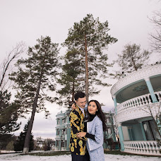 Wedding photographer Ravshan Abdurakhimov (avazoff). Photo of 16.01.2019