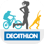 Decathlon Coach - Running, Walking, Pilates, GPS Icon