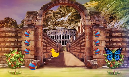 Fort Treasure Escape 1.0.0 screenshots 1