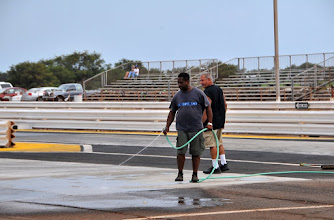 Photo: Water bearers Thurman & Dean...